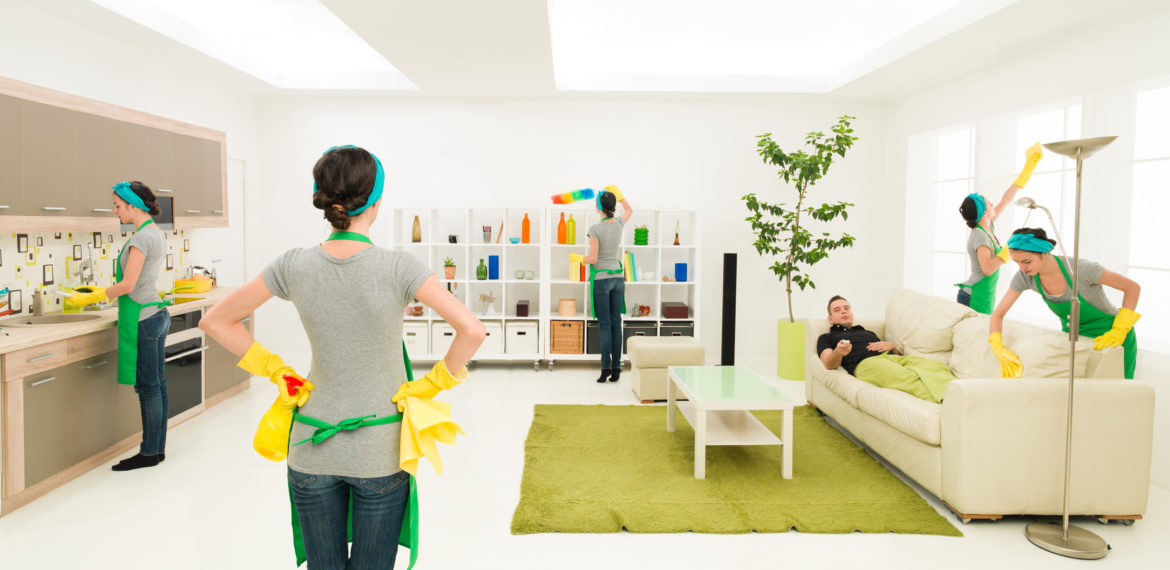 How to choose cleaning services? Is there a good one?